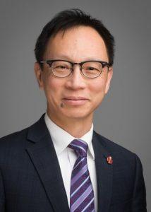Senator Hon. Yuen Pau Woo